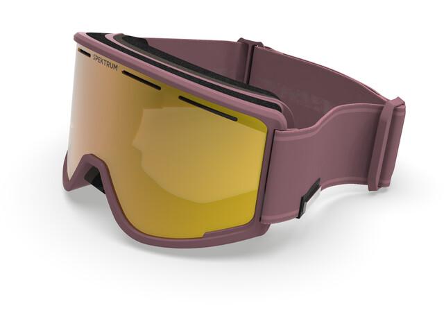 Spektrum Templet Essential Goggles Mesa Rose/Zeiss Brown Multi Gold